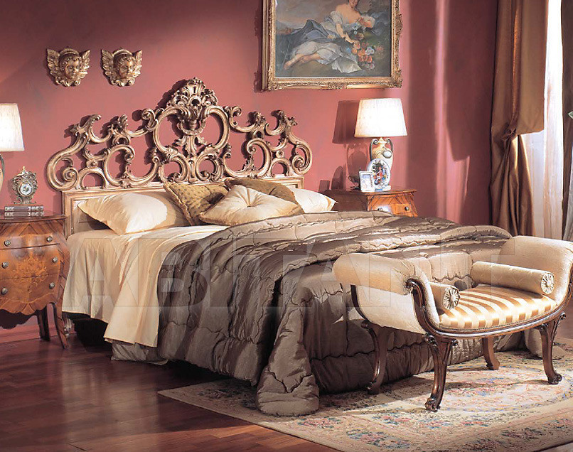 Купить Кровать Sanvito Angelo Bianco 3245 LETTO