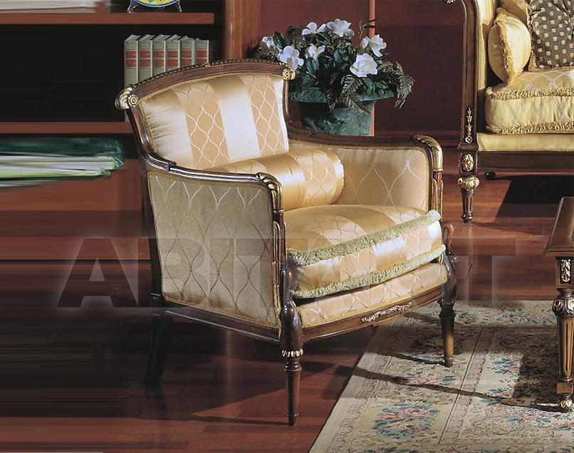 Купить Кресло Sanvito Angelo Bianco 3250 POLTRONA