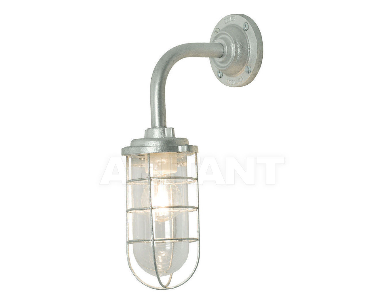 Купить Фонарь Davey Lighting Wall Mounted Lights 7672/GA/060C/A  + 7677/GA/GD/060