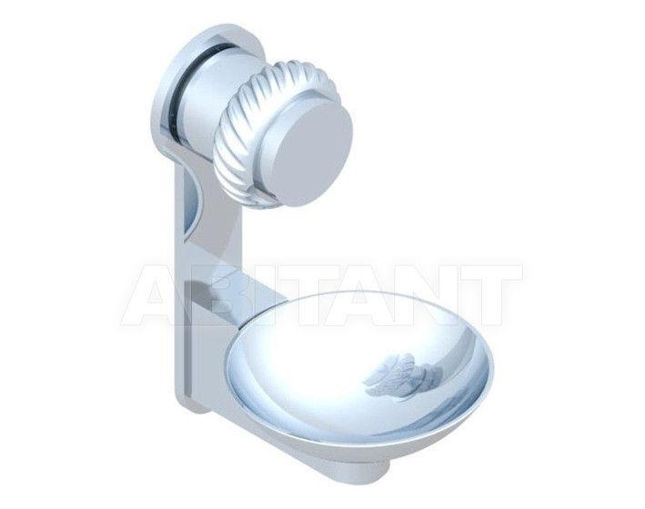 Купить Мыльница THG Bathroom U4C.546 Diplomate roped rings