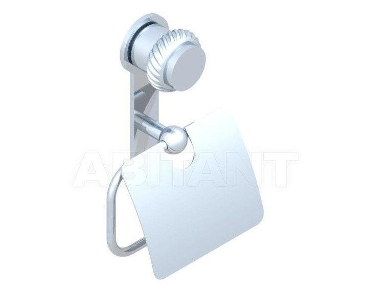 Купить Держатель для туалетной бумаги THG Bathroom U4C.538AC Diplomate roped rings