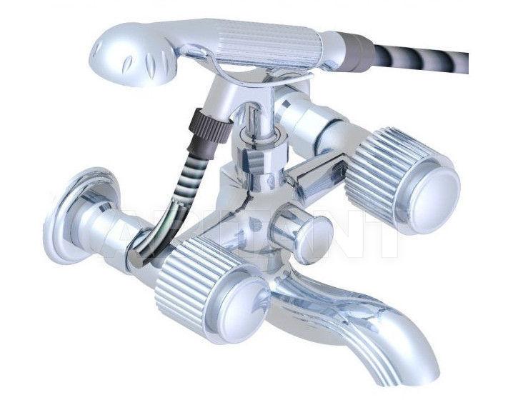 Купить Смеситель для ванны THG Bathroom A9F.13B Jaipur métal