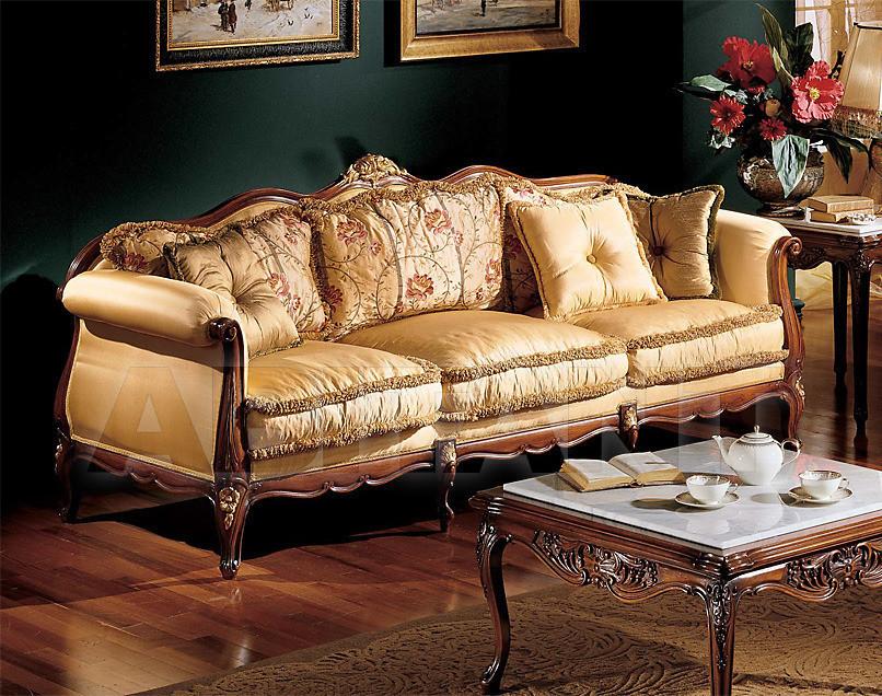 Купить Диван Sanvito Angelo Italian Classic Style 3315 DIVANO L.XV 3 posti