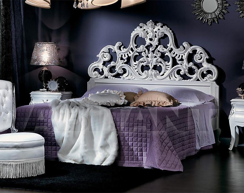Купить Кровать Sanvito Angelo Italian Classic Style 711 LETTO