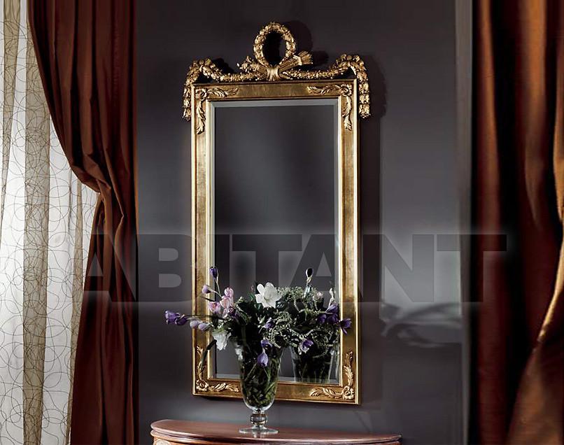 Купить Зеркало настенное Sanvito Angelo Italian Classic Style 3420 SPECCHIO