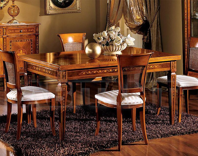 Купить Стол обеденный Sanvito Angelo Italian Classic Style 3375  TAVOLO