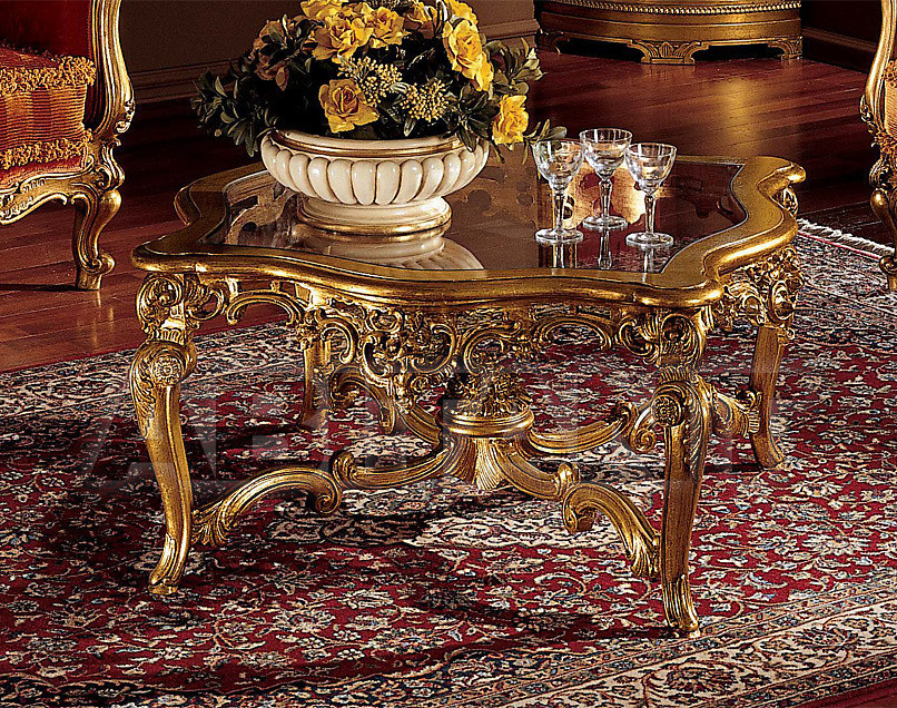Купить Столик журнальный Sanvito Angelo Italian Classic Style 3195 TAVOLINO