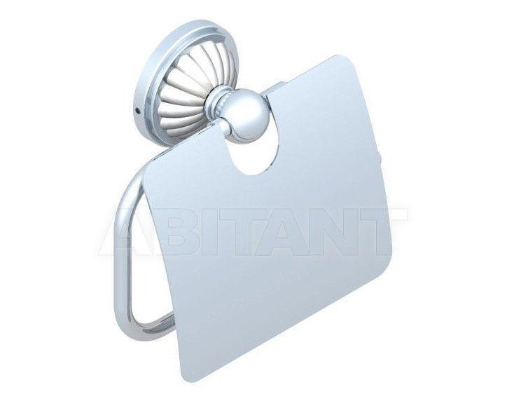 Купить Держатель для туалетной бумаги THG Bathroom U1D.538AC Mandarine clear crystal