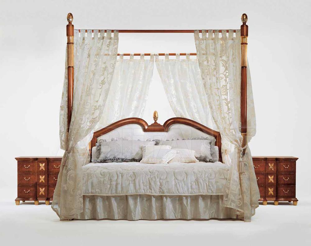 Купить Кровать SOMPTUOSUS Isacco Agostoni Contemporary 1002 CANOPY BED