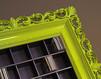 Стеллаж Vismara Design Baroque FRAME - 120 BAROQUE 2 Современный / Скандинавский / Модерн