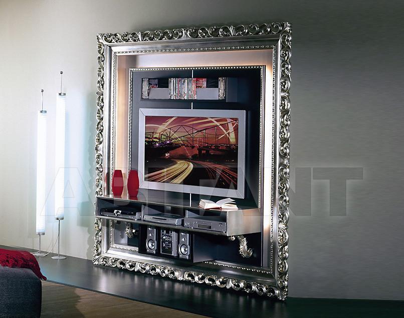 Купить Стойка под аппаратуру Vismara Design Baroque THE FRAME HOME CINEMA - BAROQUE