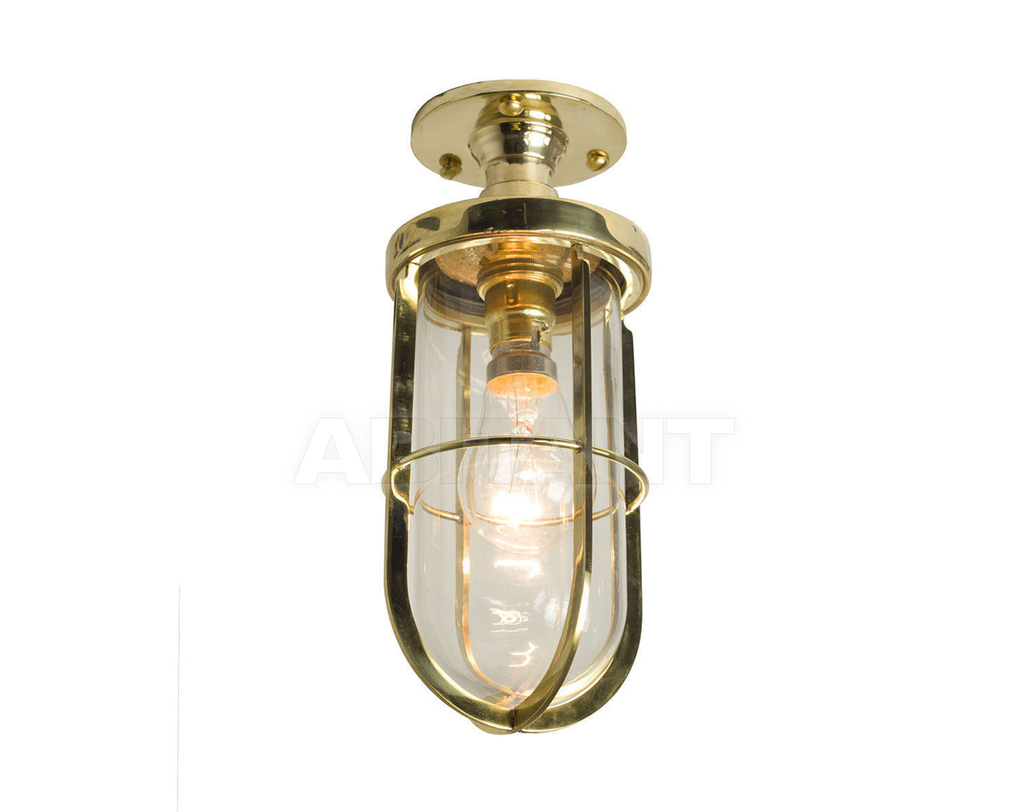 Купить Светильник Davey Lighting Ceiling Lights 7204/BR/CL
