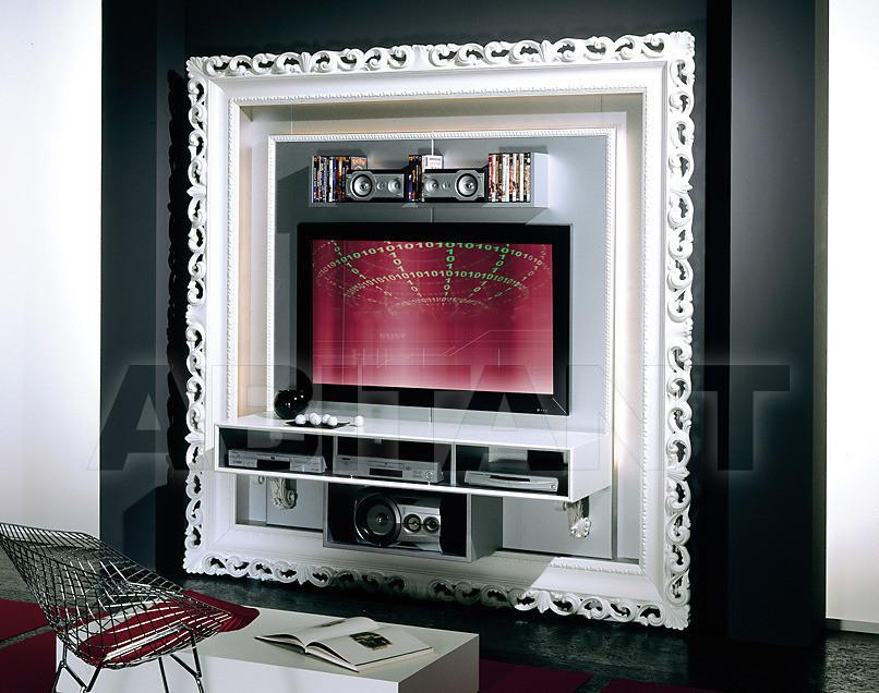 Купить Стойка под аппаратуру Vismara Design Baroque THE FRAME HOME CINEMA - BAROQUE 3