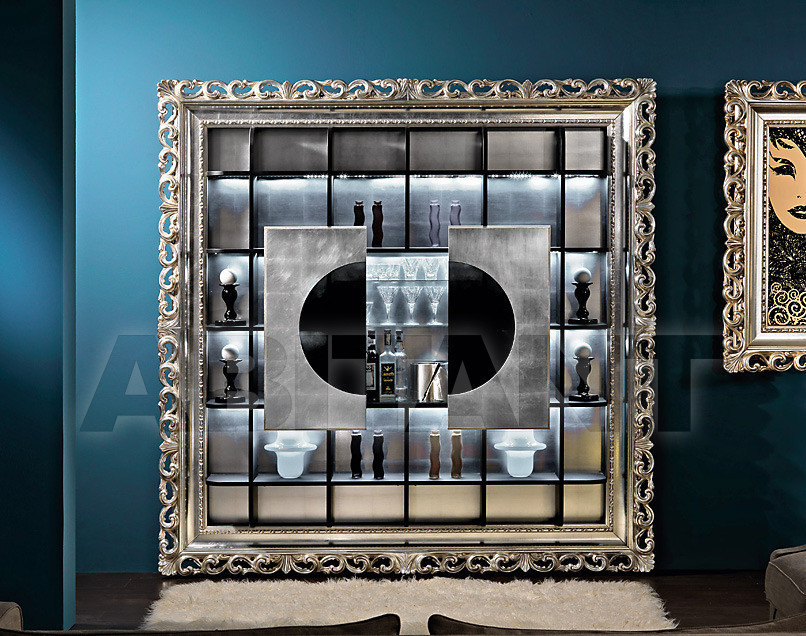 Купить Библиотека Vismara Design Baroque THE FRAME CONTAINER-BAR - BAROQUE