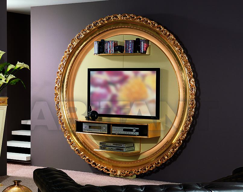 Купить Стойка под аппаратуру Vismara Design Baroque STAR GATE - BAROQUE 3