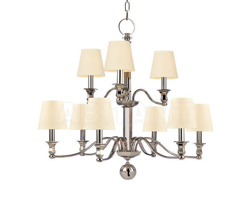 Купить Люстра Hudson Valley Lighting Standard 1419-PN