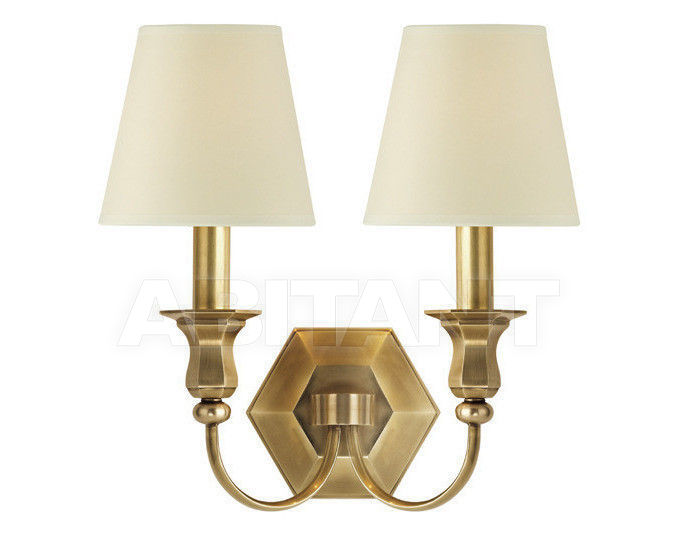 Купить Бра Hudson Valley Lighting Standard 1412-AGB