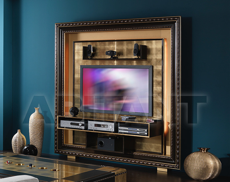 Купить Стойка под аппаратуру Vismara Design Classic THE FRAME HOME CINEMA - CLASSIC