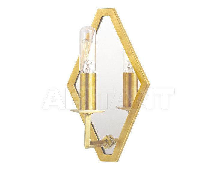 Купить Светильник настенный Hudson Valley Lighting Standard 810-AGB
