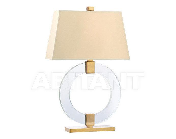 Купить Лампа настольная Hudson Valley Lighting Standard L608-AGB