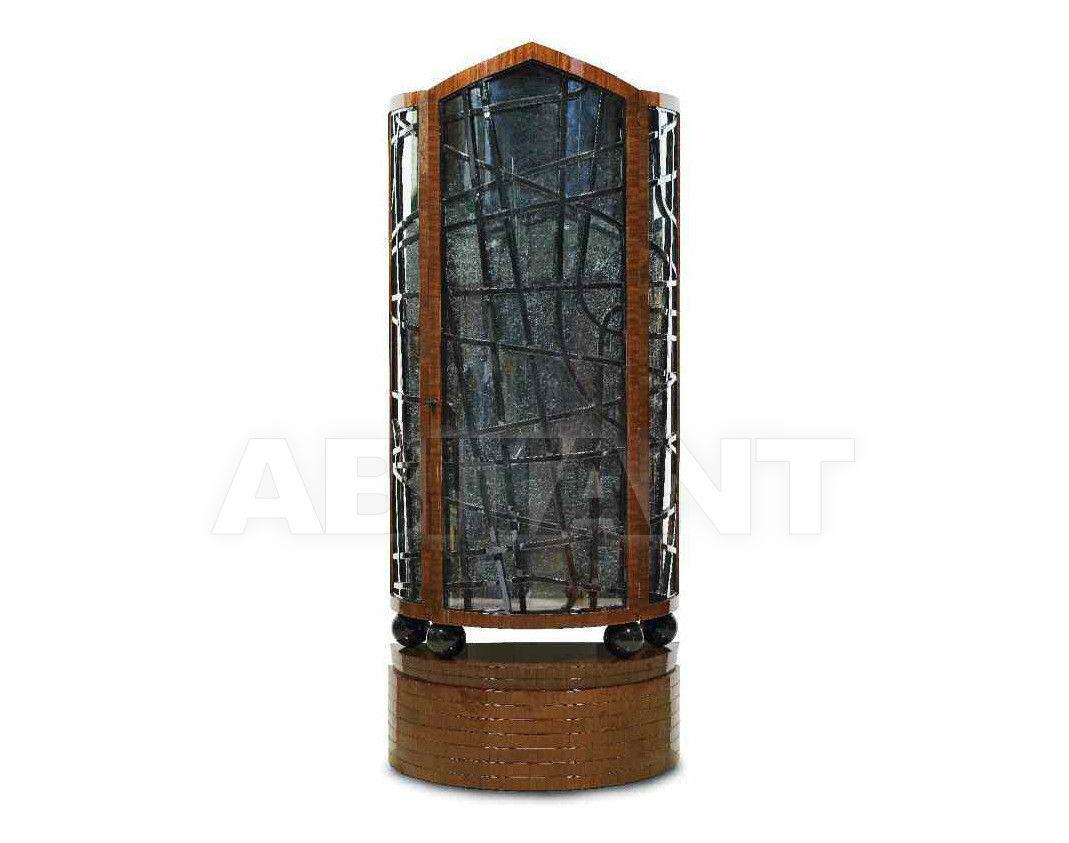 Купить Витрина KAOS Isacco Agostoni Contemporary 1293 GLASS CABINET