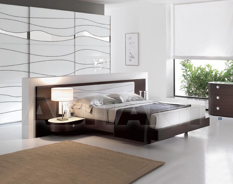 Купить Кровать Artigian Mobili Forme Nella Notte GLH 063 W