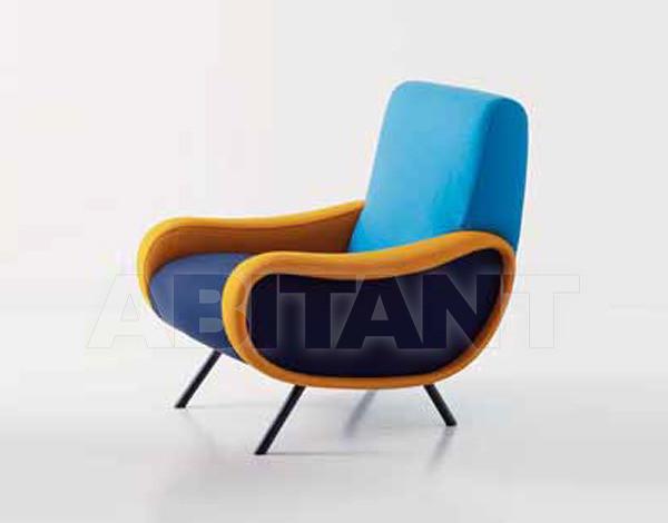 Купить Кресло Arflex Estero 2012 10640 blu