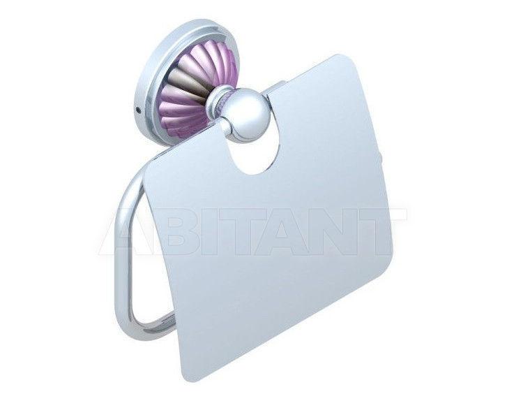 Купить Держатель для туалетной бумаги THG Bathroom U1P.538AC Nizua cristal rosalin satin