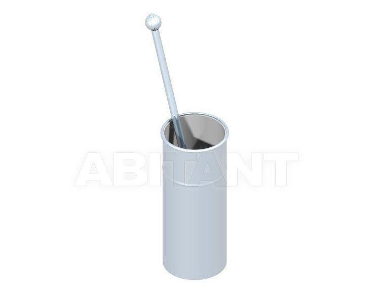 Купить Щетка для туалета THG Bathroom U1P.4700 Nizua cristal rosalin satin