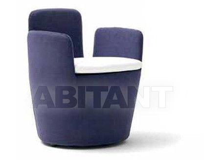 Купить Стул с подлокотниками Arflex Estero 2012 11546 blu