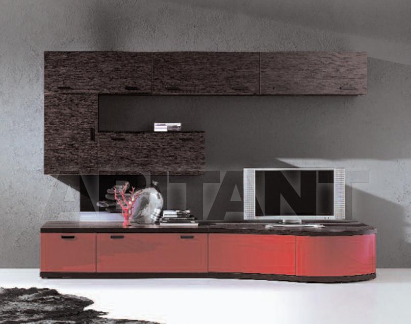 Купить Модульная система Artigian Mobili Forme Nella Notte 805