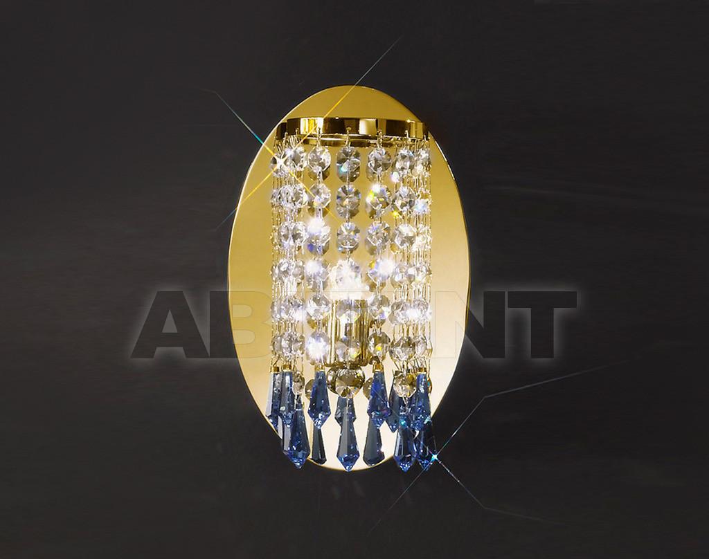 Купить Светильник настенный Kolarz Inspiration 262.61.3.SpTSsB