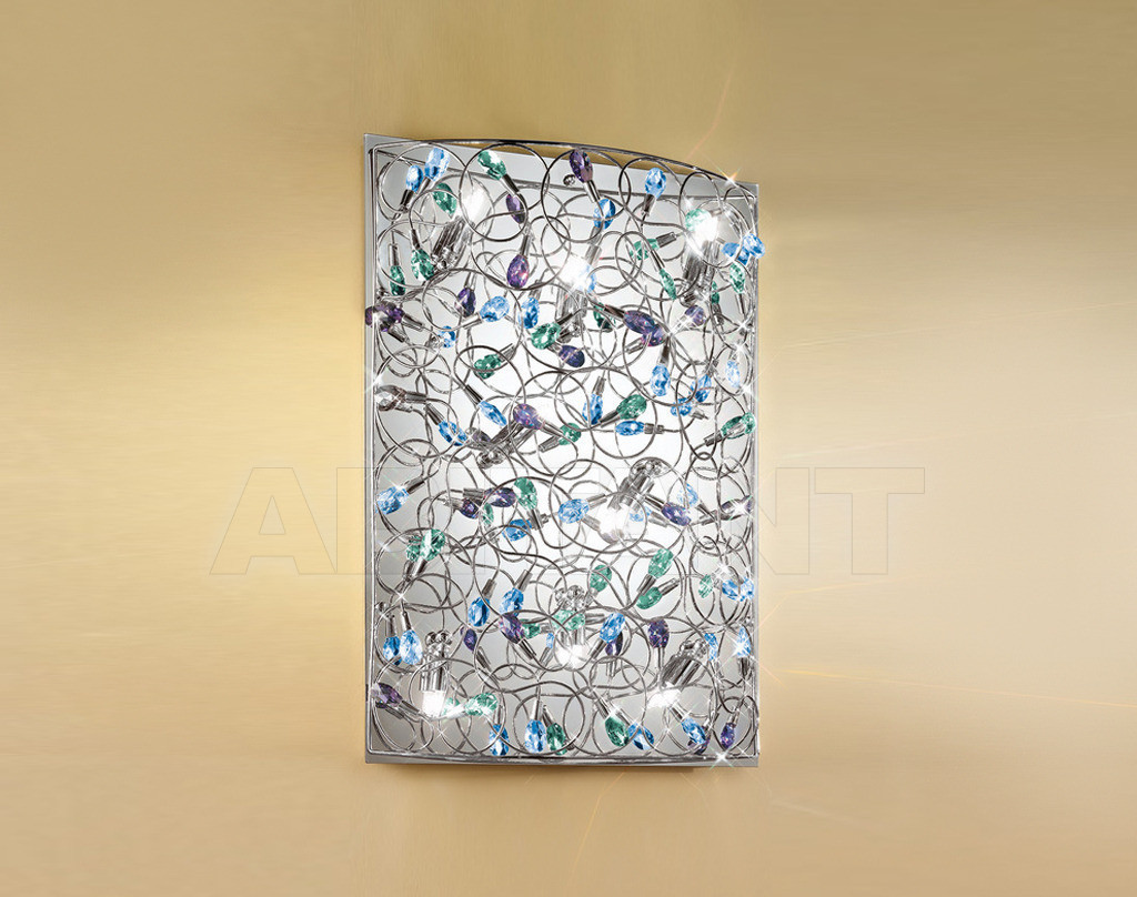 Купить Светильник настенный Kolarz Inspiration 0106.68.5.Y ssbgv