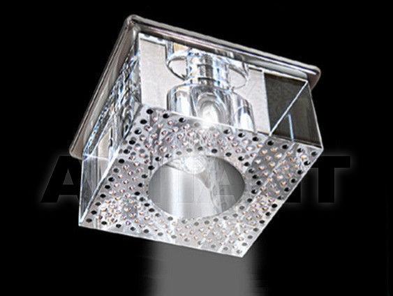 Купить Встраиваемый светильник Gumarcris  Crystal Spot Lights 2401CR