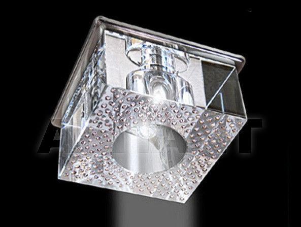 Купить Встраиваемый светильник Gumarcris  Crystal Spot Lights 2404CR