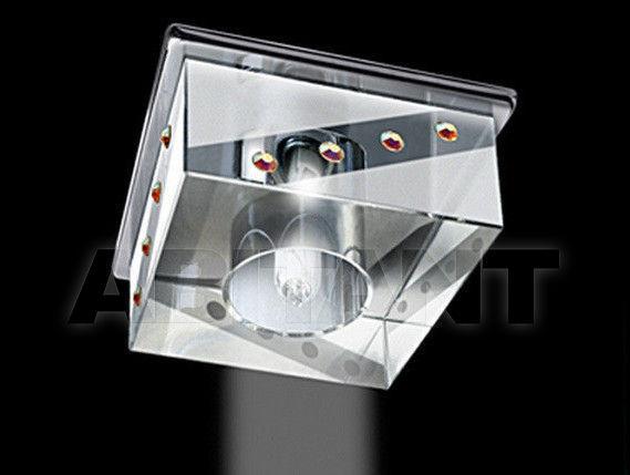 Купить Встраиваемый светильник Gumarcris  Crystal Spot Lights 2033CR