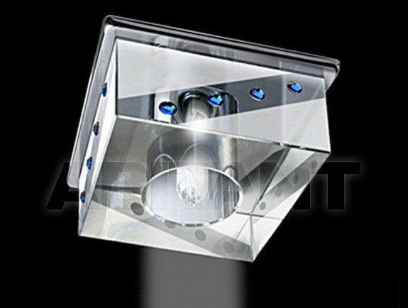 Купить Встраиваемый светильник Gumarcris  Crystal Spot Lights 2034CR