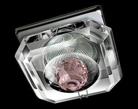 Купить Встраиваемый светильник Gumarcris  Crystal Spot Lights 1392CR