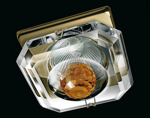 Купить Встраиваемый светильник Gumarcris  Crystal Spot Lights 1393OR