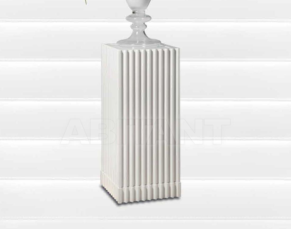 Купить Подставка декоративная Isacco Agostoni Contemporary 1325 WOOD COLUMN