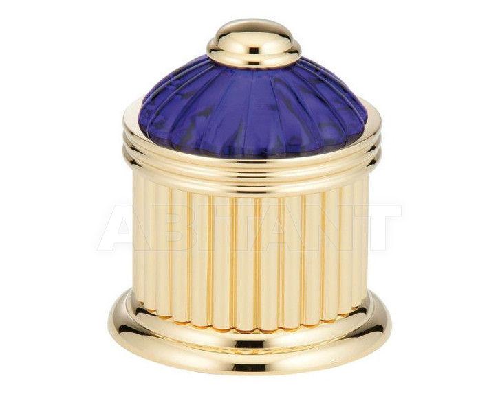 Купить Вентиль THG Bathroom U1Q.50/4/VG Nizua cristal sapphire