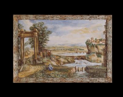 Купить Картина Stile Legno Momenti D'arte 1051