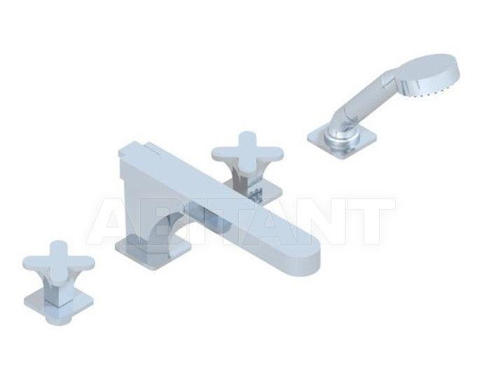 Купить Смеситель для ванны THG Bathroom A6A.112BSG Profil métal