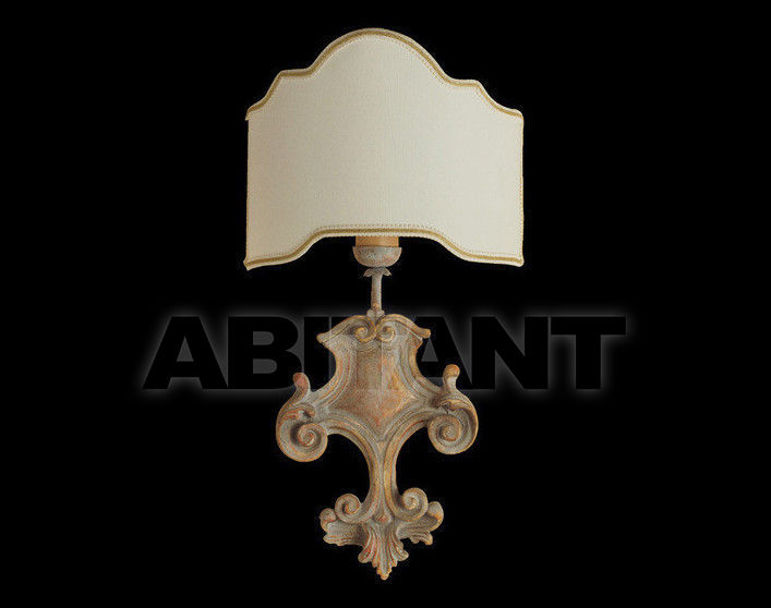 Купить Бра Stile Legno Momenti D'arte 6076