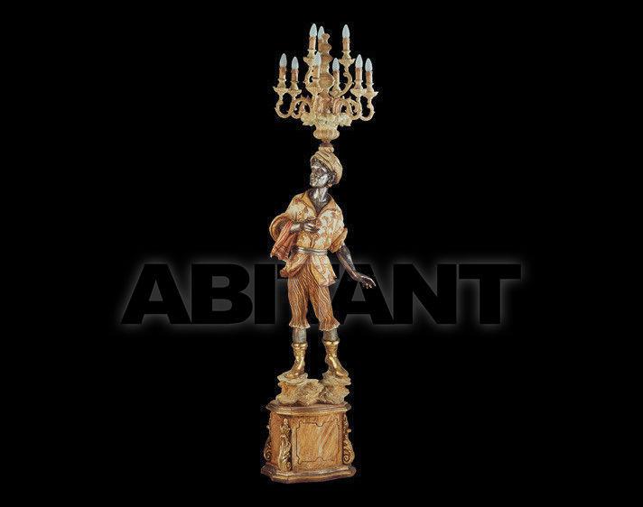 Купить Торшер Stile Legno Momenti D'arte 8062SX