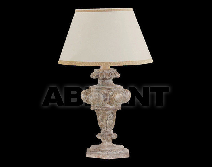 Купить Лампа настольная Stile Legno Momenti D'arte 8049