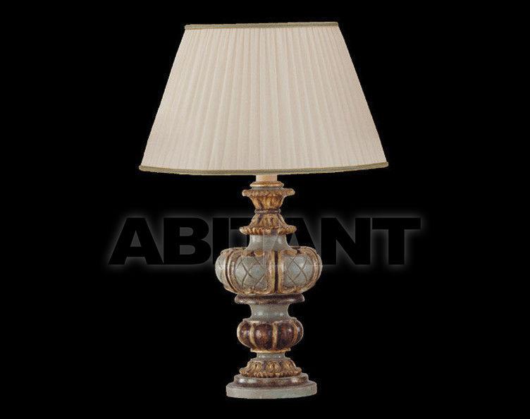 Купить Лампа настольная Stile Legno Momenti D'arte 8060