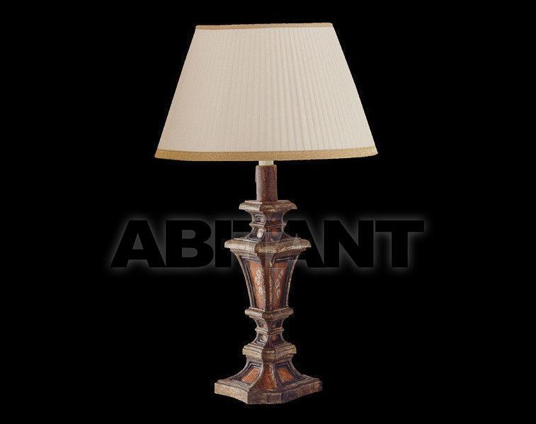 Купить Лампа настольная Stile Legno Momenti D'arte 8068