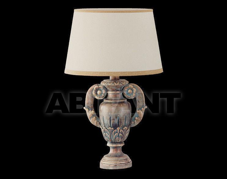 Купить Лампа настольная Stile Legno Momenti D'arte 8070