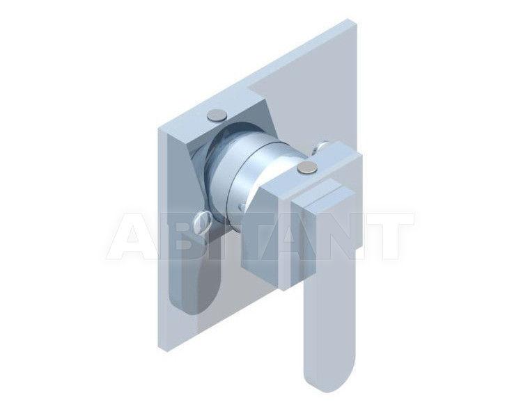 Купить Встраиваемые смесители THG Bathroom A6A.6540 Profil métal
